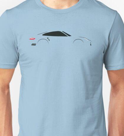 2006 Turbo Sports Car Unisex T-Shirt