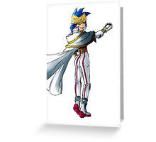 Manga! Yuugo Greeting Card