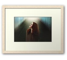 the dental scheme Framed Print