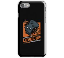 Helping Others Level Up iPhone Case/Skin