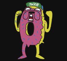 Jake Odd Future Dripping Breast Kids Tee