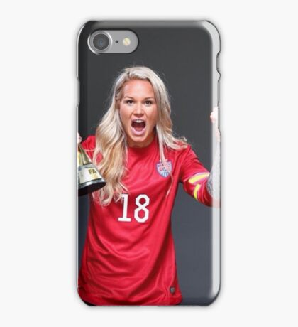 USWNT - Ashlyn Harris iPhone Case/Skin