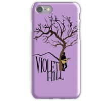 Violet Hill iPhone Case/Skin