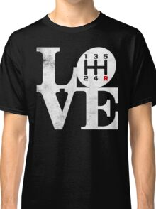 Manual Transmission Lover Classic T-Shirt