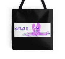 The Mighty Boosh - This is an outrage! - Tony Harrison Tote Bag