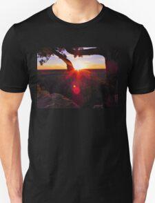 Grand Canyon sunset Unisex T-Shirt