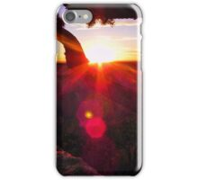 Grand Canyon sunset iPhone Case/Skin