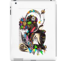 Acid Free iPad Case/Skin