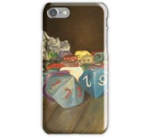 Holy Relics of the Gamer iPhone Case/Skin