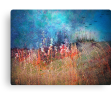 Whispers of Summer Past Canvas Print