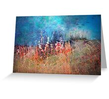 Whispers of Summer Past Greeting Card