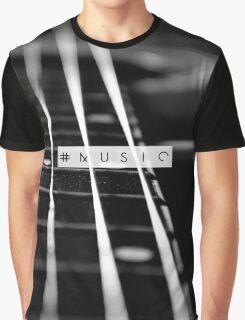 #music Graphic T-Shirt