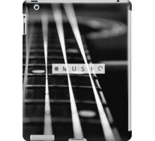 #music iPad Case/Skin