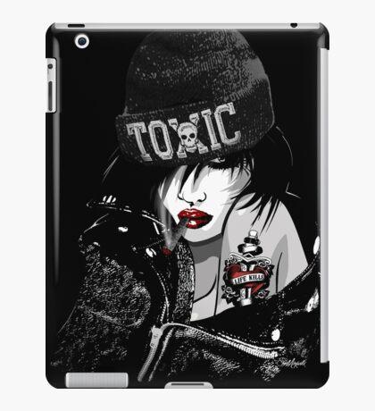 Toxic Girl iPad Case/Skin