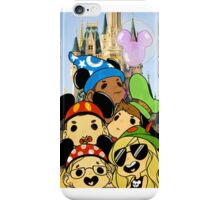 Team Arrow Goes: Disneyland! iPhone Case/Skin