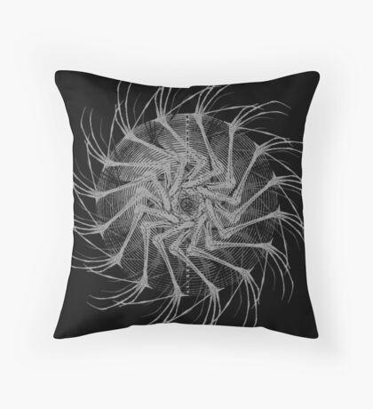 pterotor Throw Pillow