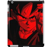 Determined Goku iPad Case/Skin
