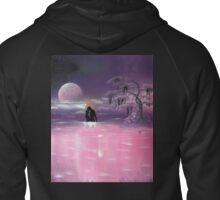 The Wishing Tree 3 Zipped Hoodie