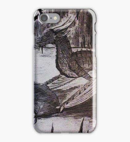 Cave Dragon iPhone Case/Skin