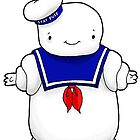 Stay puft marshmallow man by Bantambb