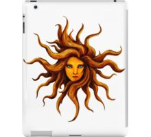 Sun Goddess . iPad Case/Skin