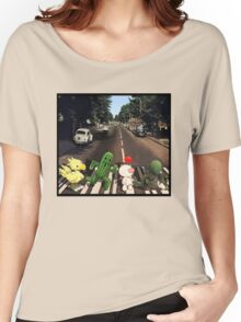 Final Fantasy Abbey Road Women's Relaxed Fit T-Shirt