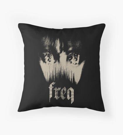 freq Throw Pillow