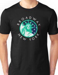 Broadway, New York City Unisex T-Shirt