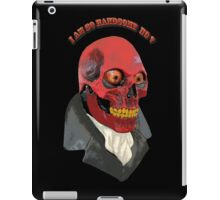 Handsome monster iPad Case/Skin