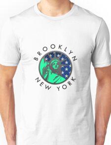 Brooklyn, New York City Unisex T-Shirt