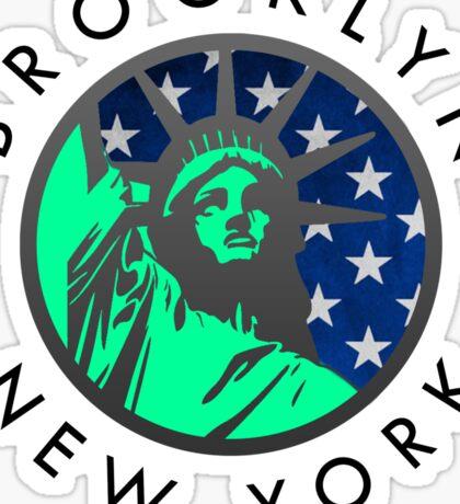 Brooklyn, New York City Sticker