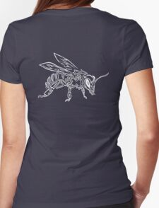 """Bee Spirit"" ver.2 - Surreal abstract tribal bee totem animal T-Shirt"