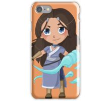Katara, from the Water Tribe iPhone Case/Skin