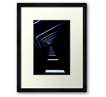Light Path Framed Print