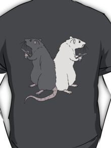 Rats with Gats T-Shirt