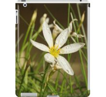flower hour iPad Case/Skin