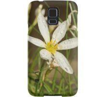 flower hour Samsung Galaxy Case/Skin