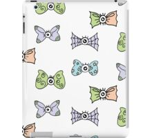 CUTE EYE BOW iPad Case/Skin