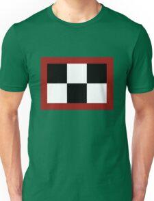 Yume Nikki - Madotsuki's Symbol (Black) Unisex T-Shirt