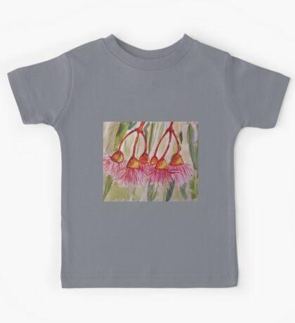 Gum Blossoms  Kids Tee