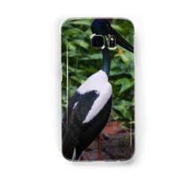 Jabiru  Samsung Galaxy Case/Skin