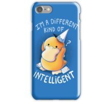 Dumb but Intelligent iPhone Case/Skin