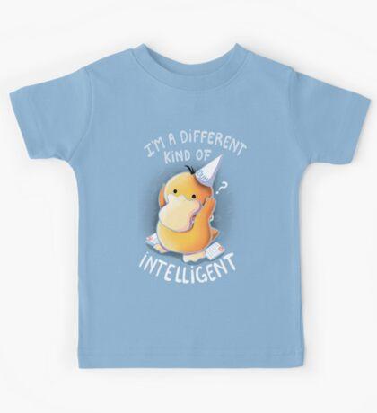Dumb but Intelligent Kids Tee