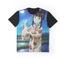 KUROSAWA DIA #3 Graphic T-Shirt