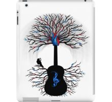 Rhythms of the Heart ~ Surreal Guitar iPad Case/Skin