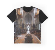 The Eternal rest of John, King of England Graphic T-Shirt