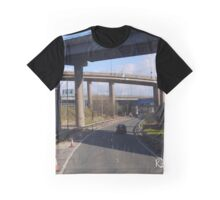 Concrete Contortions Graphic T-Shirt