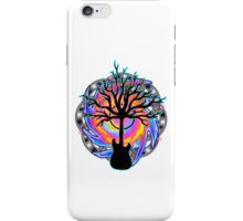 """Psychedelic Sonic Cyclone""   ( surreal guitar art) iPhone Case/Skin"