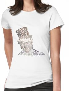 Pure Imagination Womens Fitted T-Shirt