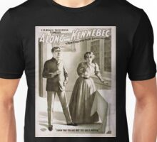 Performing Arts Posters CR Renos successful comedy Along the Kennebec a New England story laughingly told 1225 Unisex T-Shirt